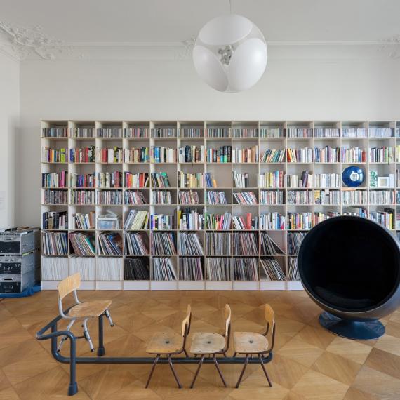 Apartment Berlin-Tiergarten im Spreebogen