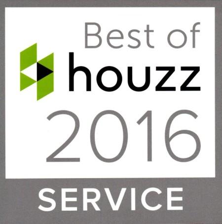 best of houzz award 2016
